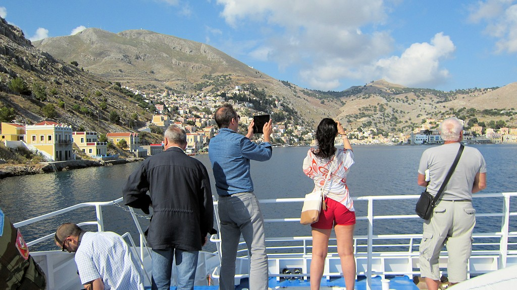 back to Symi
